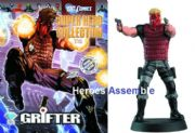 Eaglemoss DC Comics Super Hero Figurine Collection #110 Grifter